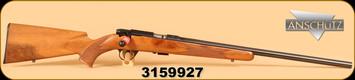 "Anschutz - 22LR - 1710 D HB Classic - Item 000454, 23"", S/N: 3159927"