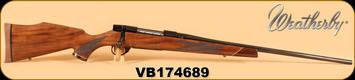 Weatherby - Vanguard S2 - 270Win - Deluxe, 24""