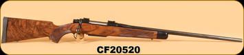 """Consign - Cooper - 6.5x284 - M52 - Custom Classic, Inlayed Swivel Stud, Skeleton Grip Cap, 24"""""""