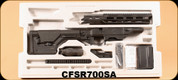 Consign - Cadex - Field Strike Chassis - Rem 700SA - Blk, 2 Mags (308Win)