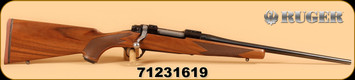 "Ruger - M77 - 223Rem - Hawkeye Compact, Wd/Bl, 12.5"" LOP, 16"" Bbl (Model: 37137)"
