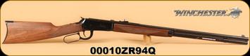"Winchester - Model 1894 - 38-55Win - Sporter, Half Octagon 24"""