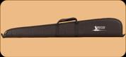 "Gunmate Shotgun Case - Black - 48"" - White Prophet River Logo"