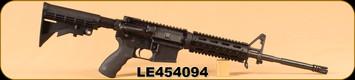 "Colt - LE6920 - 5.56NATO - BlkSyn/Bl, Quad Rail, Ergo Grip, 16"""
