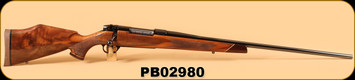 """Consign - Weatherby - 300WbyMag - Mark V - Deluxe, 26"""" - Unfired"""