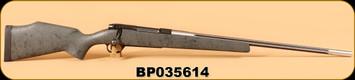 """Used - Weatherby - 240WbyMag - Mark V - Gry Syn/SS, Fluted 245"""""""