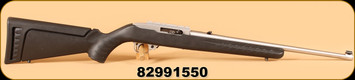 """Consign - Ruger - 22LR - 10/22 - Blk Syn/SS 18.5"""""""