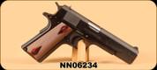 """Used - Colt - 9mm - 1991 Gov't - Model O1992, Rosewood Grips, Blued, 5"""" - Unfired"""