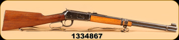 """Consign - Winchester - 30-30Win - Model 94 - 20"""", C Broad Arrow Marked, PCMR Issued"""