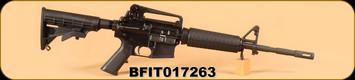 """Used - Bushmaster - 5.56Nato - M4A3 - 14.5"""", 1 in 9 Twist"""