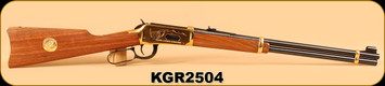 "Consign - Winchester - 30-30Win - Model 1894 - Klondike Gold Rush Commemorative, 20"", c/w Original Box & 1 Box of Commemorative Winchester Ammunition (Please contact store to purchase as this item can not ship via Canada Post)"