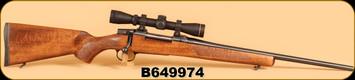 """Used - CZ - 308Win - 557 - Wd/Bl, 20.5"""" Bbl, c/w Leupold VX2 2-7x33 LR Duplex"""