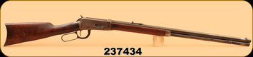 """Consign - Winchester - 30WCF - Model 1894 - 26"""" - s/n: 237434"""