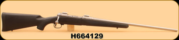 Used - Savage - 338WinMag - Model 116 - Blk Syn/SS, 24""