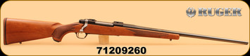 "Ruger - M77 - 300WinMag - Wd/Bl, 24"" - s/n: 71209260"