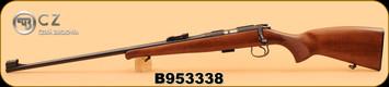 """CZ - 452 - 22LR - Lux LH - Left Hand, 25"""" - s/n: B953338"""