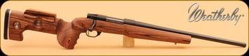 "Weatherby - Vanguard - 6.5Creedmoor - Laminate GRS Stock, H-BAR, 20"" Threaded"