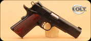 """Colt - O1980XSE - 45ACP - Government Model, Blued, Novak Low Mount Carry Sights, 5"""""""