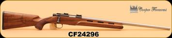 "Cooper - M57 - 17HMR - LVT, 24"" - CF24296"