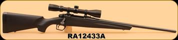 "Consign - Remington - 223Rem - Model 783 - c/w 3-9x40 Scope, 22"""