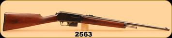 "Consign - Winchester - 35SL - Model 1905 - 22"""