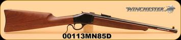 """Winchester - 1885 - 45/70Gov't - Trapper, Wd/Bl, 16.5"""" - S/N: 00113MN85D"""