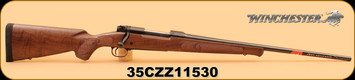 """Winchester - Model 70 - 30-06Sprg - Featherweight High-Grade, Wd/Bl, 22"""", S/N: 35CZZ11530"""