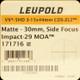 Leupold - VX-5-HD - 3-15x44 - CDS-ZL2 - Side Focus - Impact-29 Matte