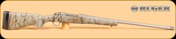 "Ruger - M77 - 260Rem - Hawkeye FTW Hunter, SS/Camo Lam, 24"", Muzzle Brake"