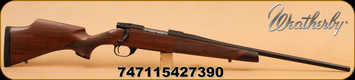 Weatherby - Vanguard - 7mm-08 - Camilla, Walnut Stock, blued 20""