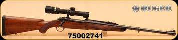 Consign - Ruger - 77 African Safari - 416Rigby - C/W Trijicon 1.5-4 scope, C/W 2 Die Sets, Ruger Rings, 50pc Brass