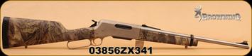 Consign - Browning - BLR LT WT SS Hog ST Take Down- 223REM - C/W Hog Stalker Take Down Case