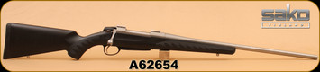 """Consign - Sako - 25-06 - A-7M - Bl Syn stock, 22.5"""" S/S Brl,20 rounds"""
