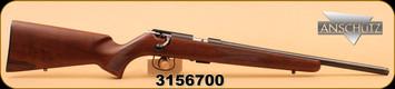 """Consign - Anschutz - 22LR - Model 1416, 18"""""""