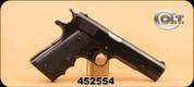 "Consign - Colt - 45ACP - 1911, 5"", Hogue Grips, Trigger Shoe"
