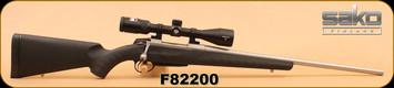 "Consign - Sako - 7mm-08 Rem - A7, 22"", Nikon Prostaff 5 - 2.5-10x40, Limbsaver recoil pad"