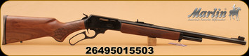 "Marlin - 1895 Gov't - 45/70 - Wlnt Stock/Bl, 22"" Brl"