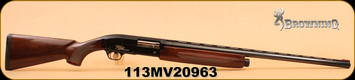 "Consign - Browning - 12Ga - Gold Sporting Clays S/A 2 3/4"", 28"" Invector Plus"