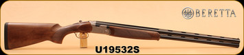 "Beretta - 686 Sporting - 12Ga/3""/30"" - Silver Pigeon I, walnut/blued"