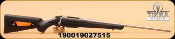 "Tikka - T3X - 300 WSM - Lite - BlkSyn/SS, 24.3"""