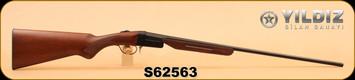 "Yildiz - TK-36 Magnum - 410/3""/26"" - Wd/Bl - S/N S62563"