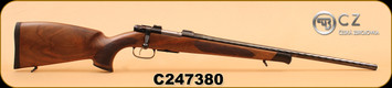 "Cz - 527 Exclusive - 223 Rem - Ebony Edition - Wc/Bl, 22"""