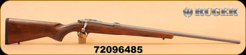 "Ruger - 77/17 - 17WSM - Wd/SS, 24"" - S/N 72096485"
