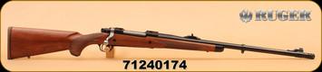 """Ruger - 375Ruger - M77 - Hawkeye, Wd/Bl, 22"""""""