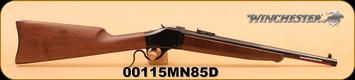 "Winchester - 1885 Limited Series - 45-70 Govt - Trapper SRC, Wd/Bl, 16.5"""