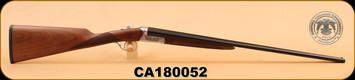 """Huglu - 200A - 410/3""""/26"""" - Wd/Bl, STD, Silver Receiver"""