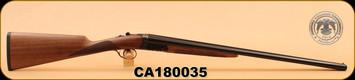 "Huglu - 200A - 20Ga/3""/26"" - Wd/Bl, M.Choke, Case Hardened"
