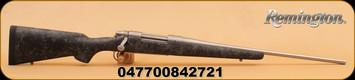 """Remington - 700T - 25-06 - Mountain - BlkSyn/SS, 22"""""""
