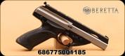"Beretta - U22 Neos - 22LR - Blk/Bl, 4.5"" Inox Barrel"