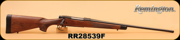 """Consign - Remington - 30-06 - 700CDL - Wd/Bl, 24.5"""" - Unfired"""